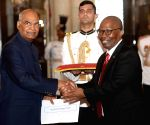 South African High Commissioner Designate presents credentials to President Kovind
