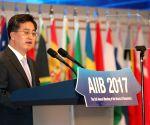 AIIB meeting opens
