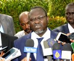 South Sudan rival leaders form unity government