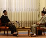 MYANMAR-NAY PYI TAW-U SHWE MANN-INTERVIEW