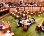 Special assembly session