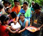 Special children celebrate Raksha Bandhan