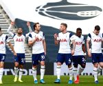 Spurs beat Wolves, keep slim Champions League hope alive