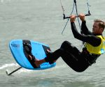 West Coast Open International Kiteboarding Championship 2014