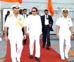 INS Vikramaditya at Colombo