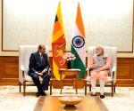Sri Lankan Foreign Minister meets PM Modi