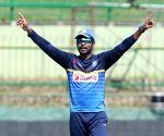 Pallekele (Sri Lanka): Sri Lanka - practice session - Upul Tharanga