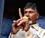 Chandrababu Naidu's house in Amaravati served demolition notice