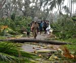 Death toll in cyclone-hit Odisha 57, damage put at Rs 2,200 cr
