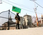 Restrictions in Srinagar, Mirwaiz under house arrest