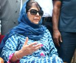 Mehbooba's daughter asks govt for info on J&K detainees