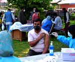 Recoveries continue to outnumber new Covid case in J&K