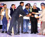 J&K CM at the inauguration of Police Public Cricket Premier League