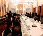 Political leaders meet foreign envoys in Kashmir