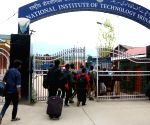 NIT Srinagar closed, students asked to vacate hostels