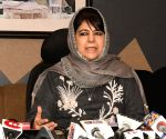 Abrogation of 35A will end J&K's accession with India: Mehbooba