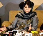 JKLF ban will make Kashmir open air prison: Mehbooba