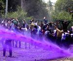 J&K Govt employees' demonstration