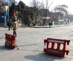 Restrictions in Srinagar, Malik detained