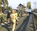 Won't allow cynical encashment of public anger to trigger violence: J&K police