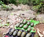Security forces recover 19 grenades in J&K's Poonch