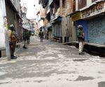 NIA raids Yasin Malik's Srinagar residence