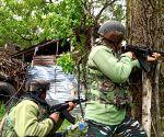 Terrorist killed in Kashmir encounter refused to surrender (Ld)