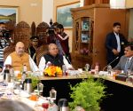 Uproot graft at top level, Shah tells J&K babus