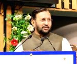 Javadekar hails DTH, cable networks, hands out STBs