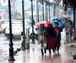 Moderate rain, snow likely in J&K