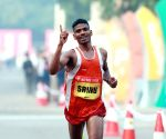 Bugatha, Sudha win New Delhi Marathon titles