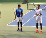 Davis Cup - Practice Session - India