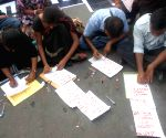SSC students demonstration