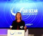 MALTA-ST. JULIAN'S-OUR OCEAN CONFERENCE