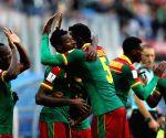 (SP)RUSSIA ST. PETERSBURG SOCCER FIFA CONFED CUP CMR VS AUS