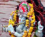 Stage set for mammoth Ganesh immersion procession in Hyderabad