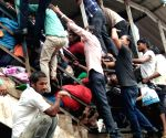 22 commuters killed in Mumbai stampede