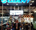 Auto Expo 2018 - Giant Propel Advanced Disc bicycles