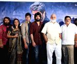 "Aswathama"" Movie Pre Release Press meet - Stills"