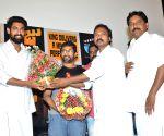 Raju Nene Mantri Success Meet - stills