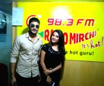 Where is Vidya Balan movie crew at Vizag Radio Mirchi FM - stills