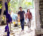 Stills of film Manithan