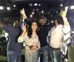 Keshava Movie Unit Success Tour at Vizag Stills