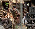 Stills of Telugu film Project Z