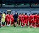 35-member probables released for India's friendlies
