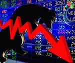 Sensex slumps 470 points, Yes Bank down 15%