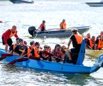SWEDEN-STOCKHOLM-DRAGON BOAT RACING