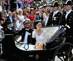 SWEDEN STOCKHOLM ROYAL WEDDING