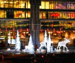 Stockholm (Sweden): Christmas Decoration