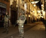 3 killed in France Christmas market shooting, gunman at large